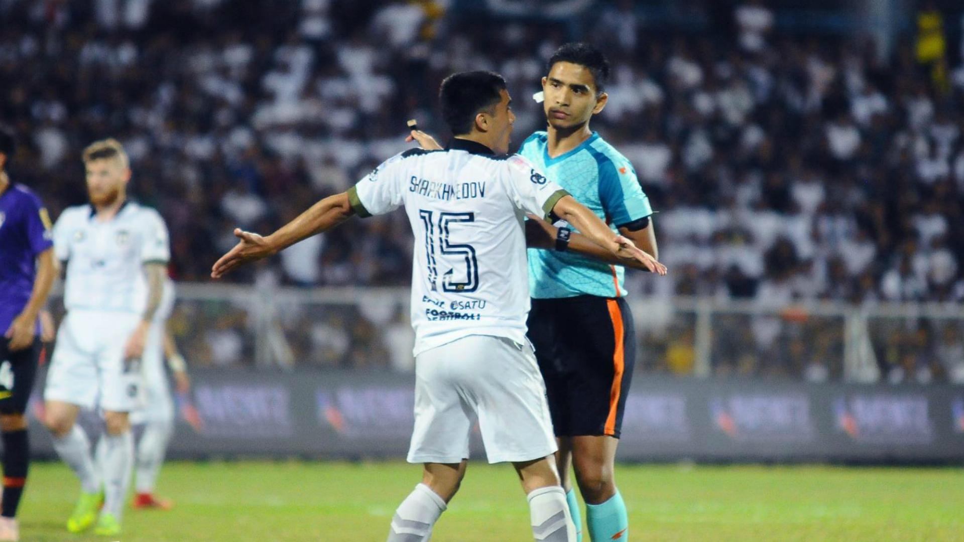 Irfan praises fighting spirit after salvaging late draw against JDT
