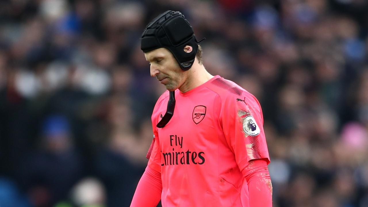 Resultado de imagen para Petr Cech 2019