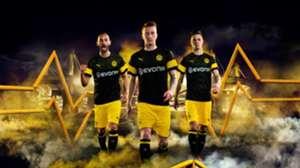 Borussia Dortmund Away Kit 2018/19