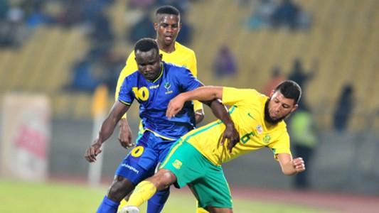 Tanzania, Elias Maguri & Bafana Bafana, Riyaad Norodien