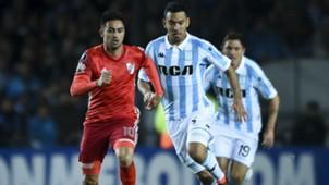 Gonzalo Pity Martinez Nery Dominguez Racing River Copa Libertadores octavos de final 09082018
