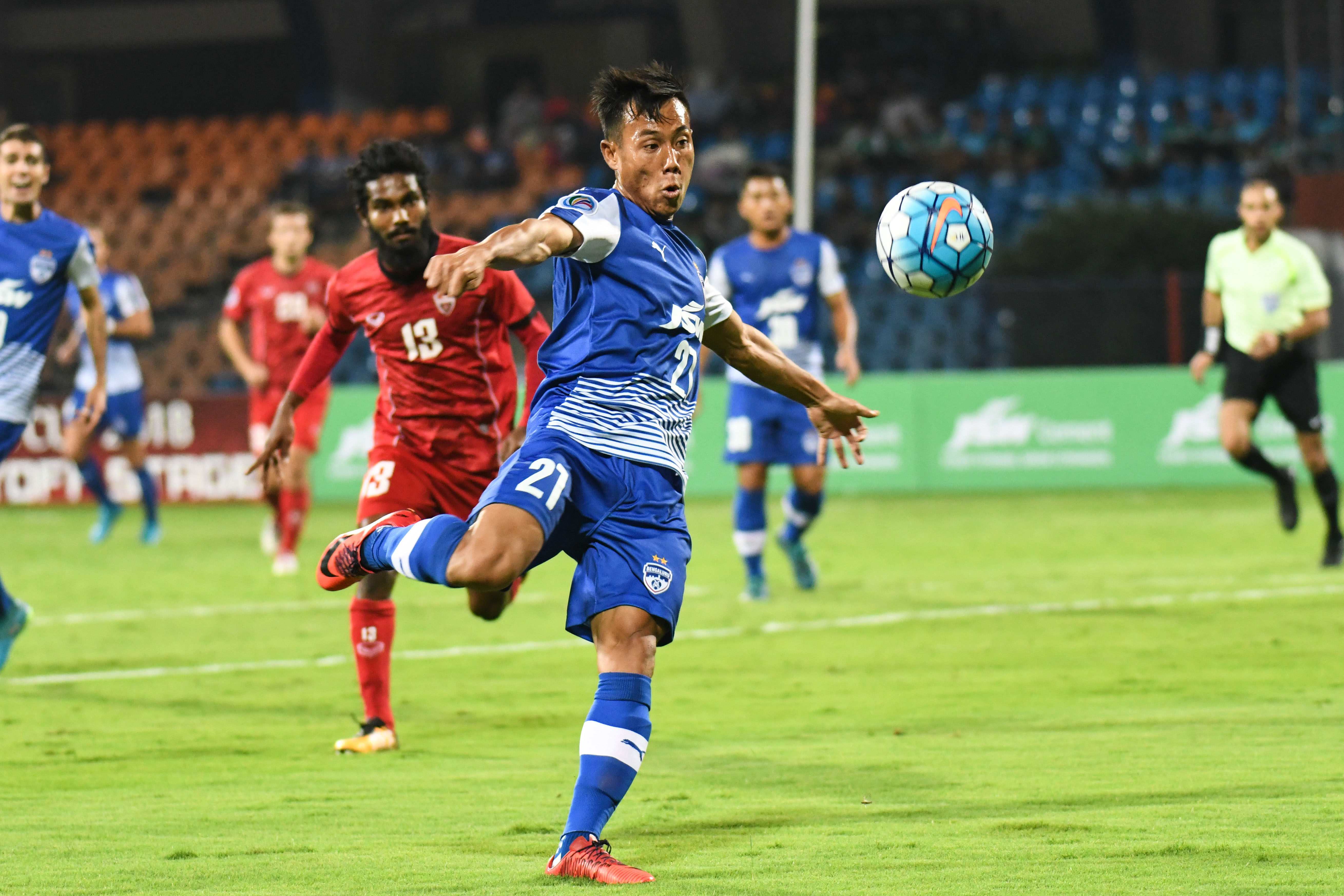 Bengaluru look to seal AFC Cup berth