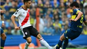 Boca River Final Copa Libertadores Pity Martinez Pablo Perez 111118