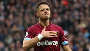 Javier Hernandez Chicharito West Ham