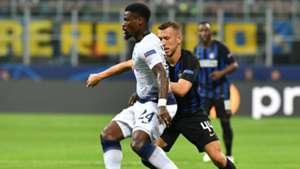 Ivan Perisic Serge Aurier Inter Tottenham Champions League