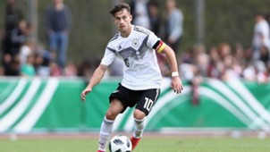 Nicolas Kühn Germany U19 13092018