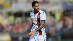 Marco Borriello Fiorentina Cagliari Serie A 03122017