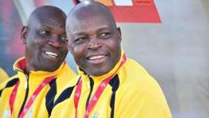 Zimbabwe coach Sunday Chidzambwa.
