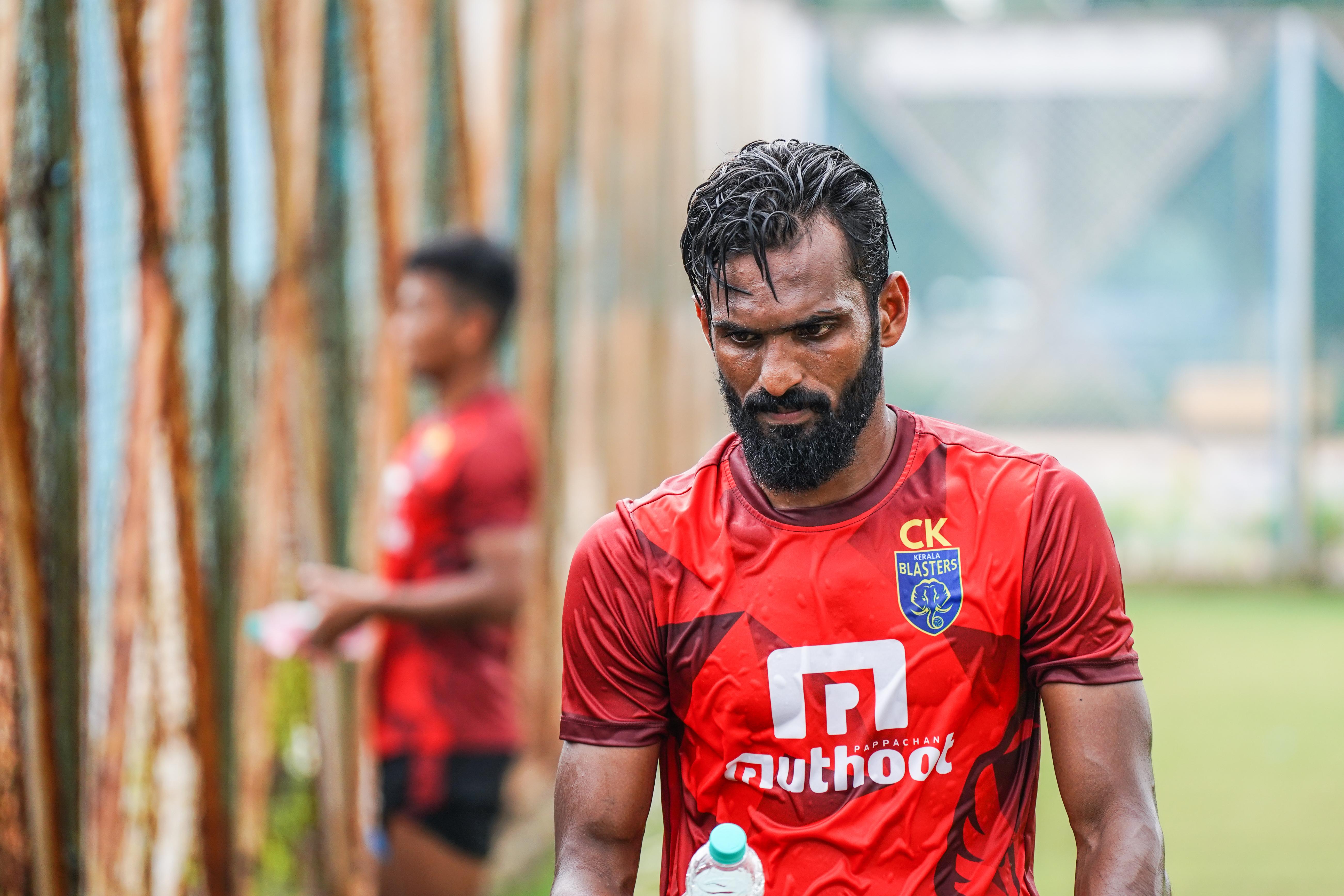 CK Vineeth Kerala Blasters