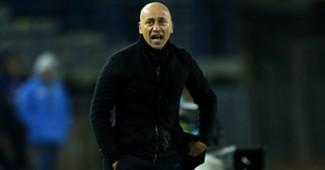 Eugenio Corini Empoli Palermo Serie A 07012017