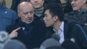 Marotta Zhang Inter Udinese Serie A
