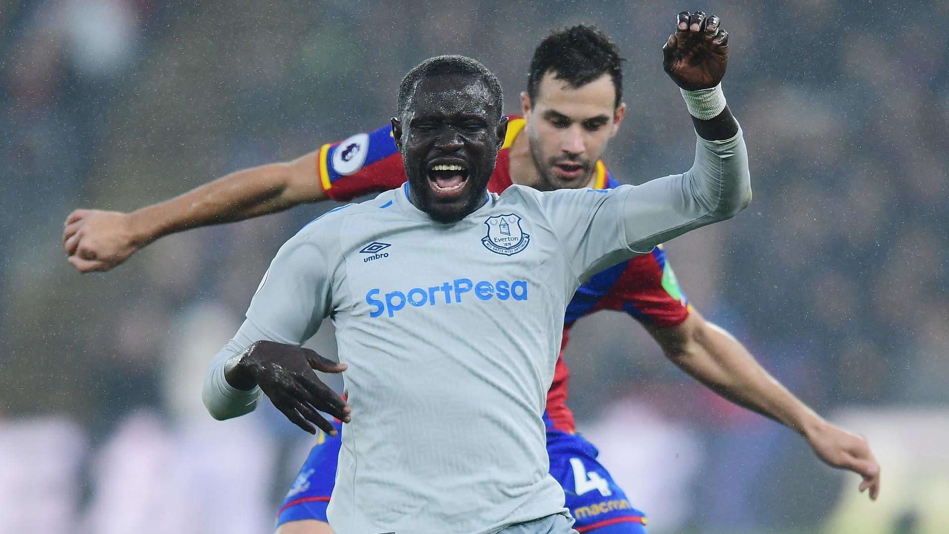 Oumar Niasse Everton Crystal Palace