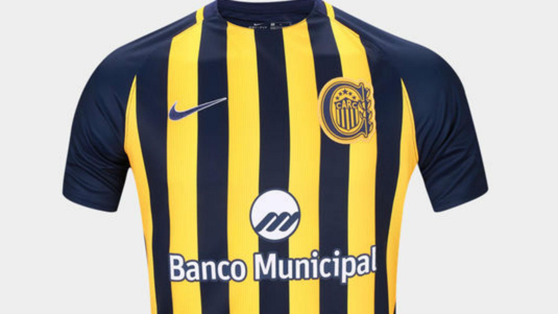Camiseta Rosario Central 2017
