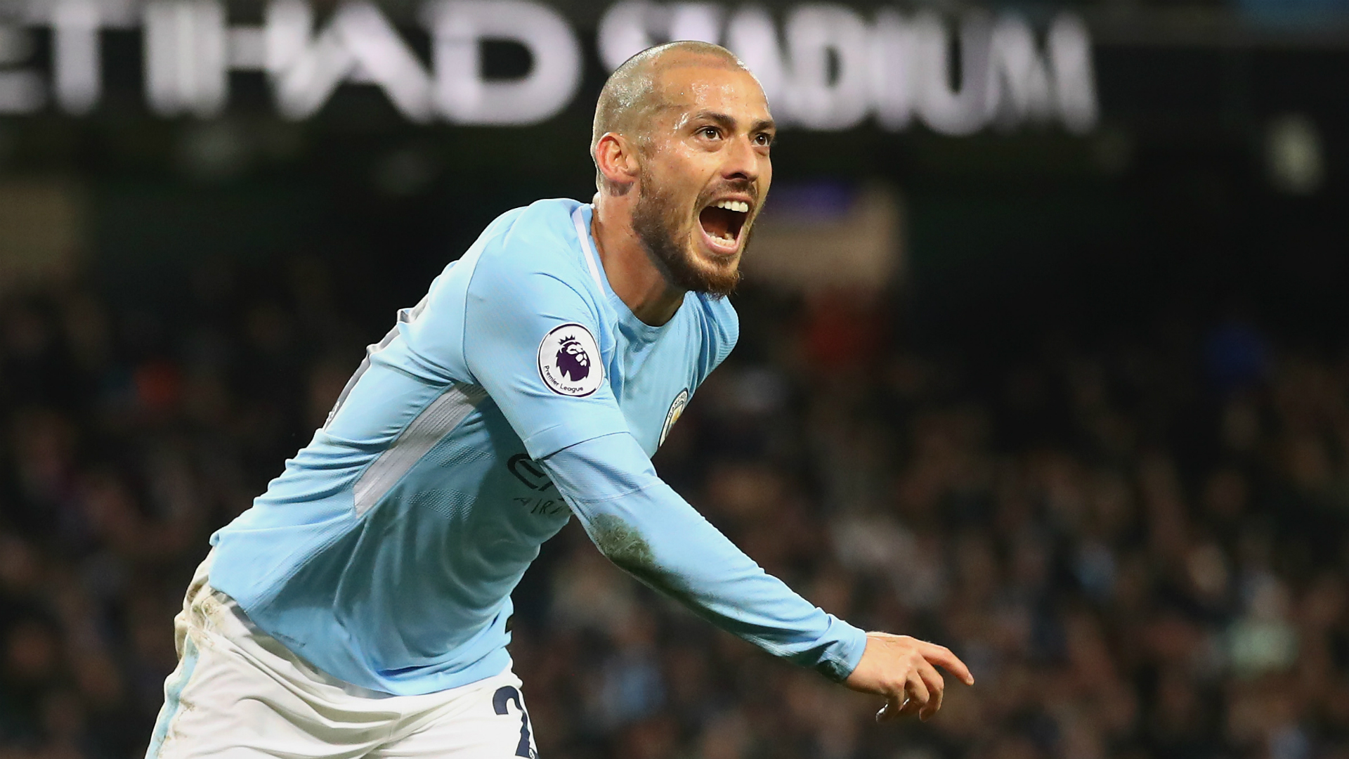 David Silva Premier League Team of the Week
