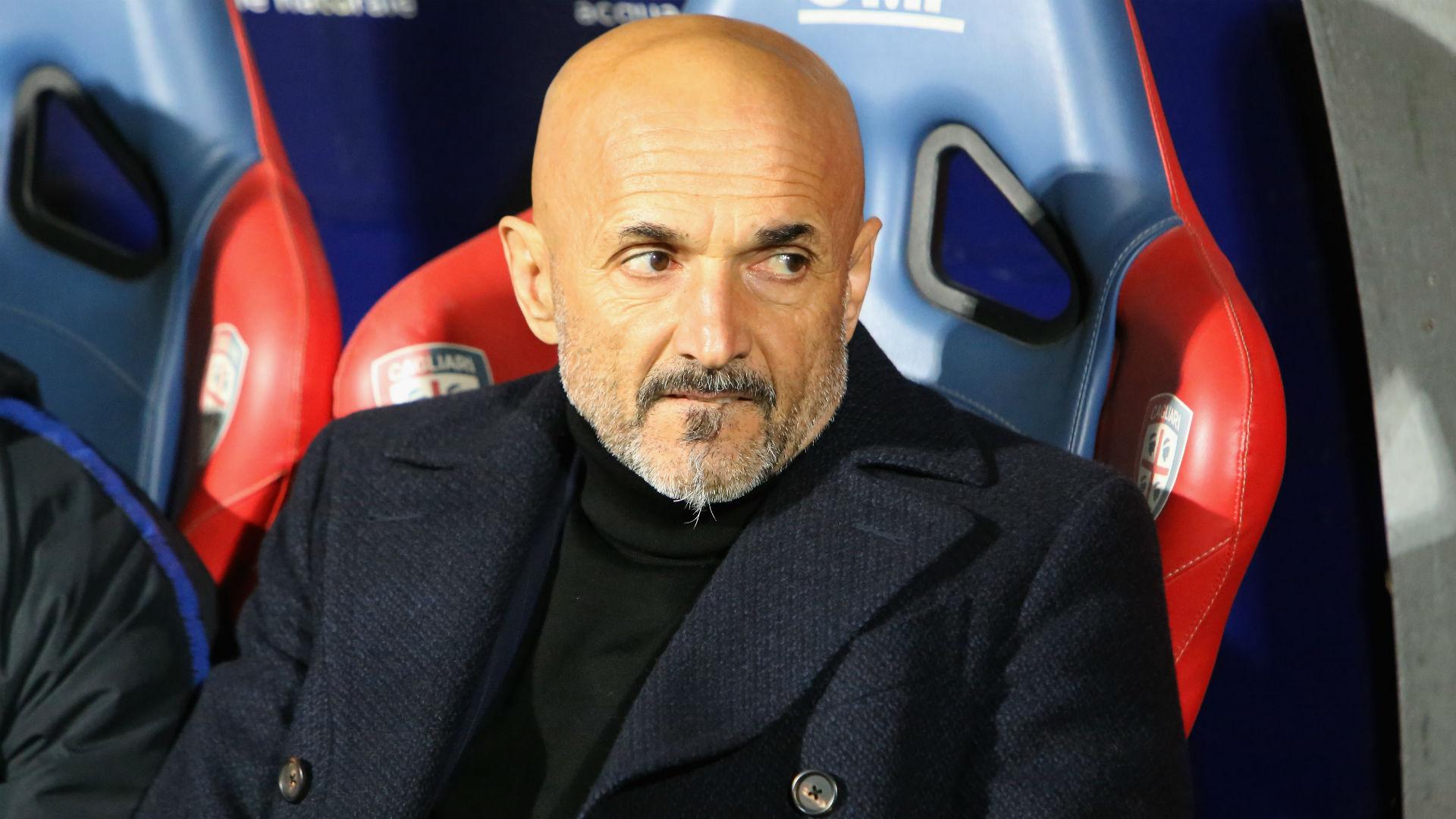 Luciano Spalletti Cagliari Inter