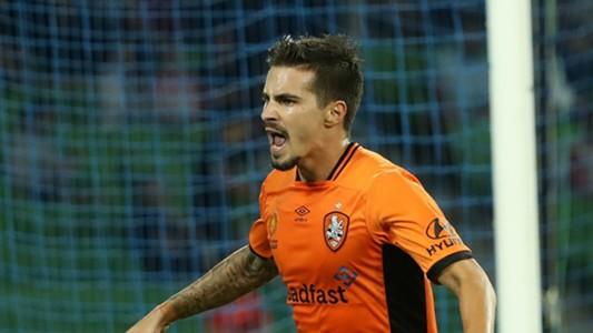 Jamie Maclaren Brisbane Roar A-League