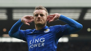 Jamie Vardy West Brom v Leicester City Premier League 29042017