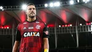 Maracana Despedida Julio Cesar Flamengo America-MG 21042018 Brasileirao Serie A
