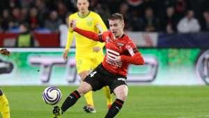 Benjamin Bourigeaud Rennes Nantes Coupe de la Ligue