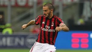 Leonardo Bonucci AC Milan Europa League