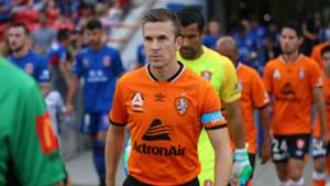 Matt McKay Brisbane Roar