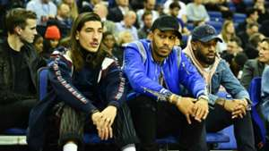 Aubameyang, Lacazette & Bellerin - NBA London