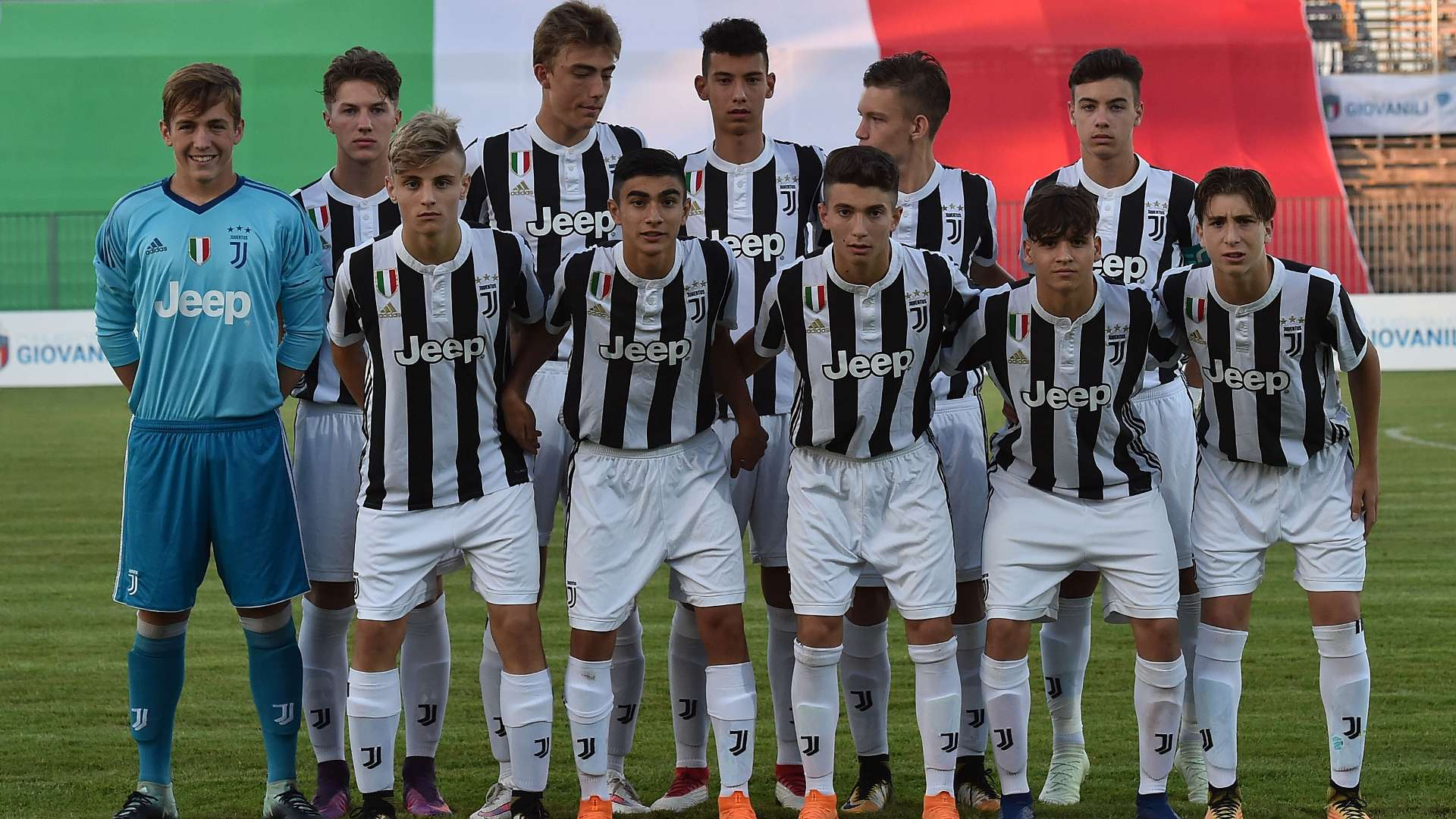 best website 595d6 b7ea6 Who does Cristiano Jr play for? How Juventus & Italy youth ...