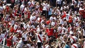 hinchas River Plate Boca Juniors Copa Libertadores 24112018