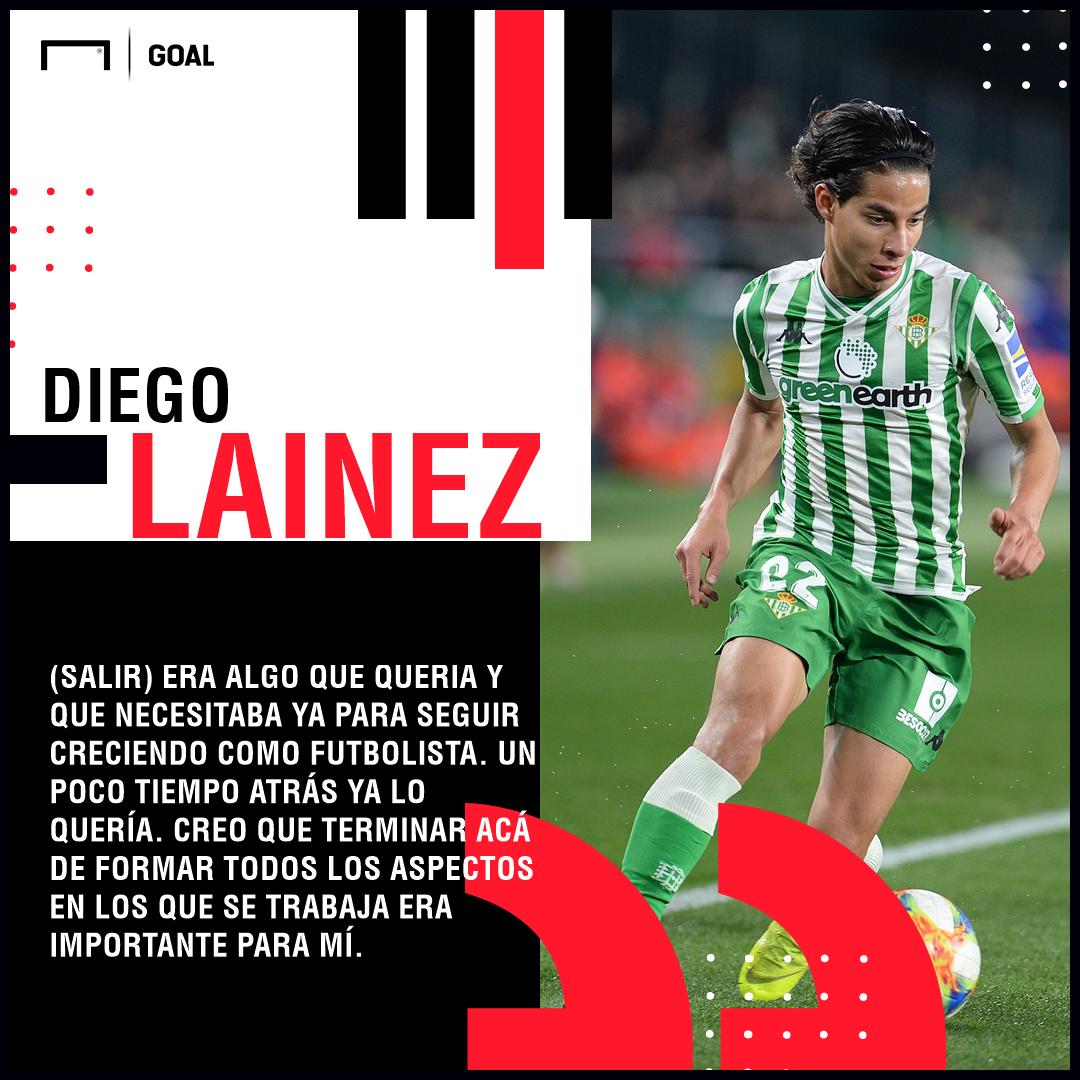 Afiche Diego Lainez
