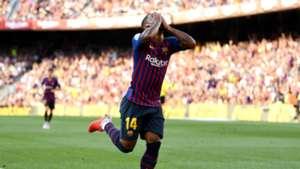 Malcom Barcelona Boca Trofeo Joan Gamper