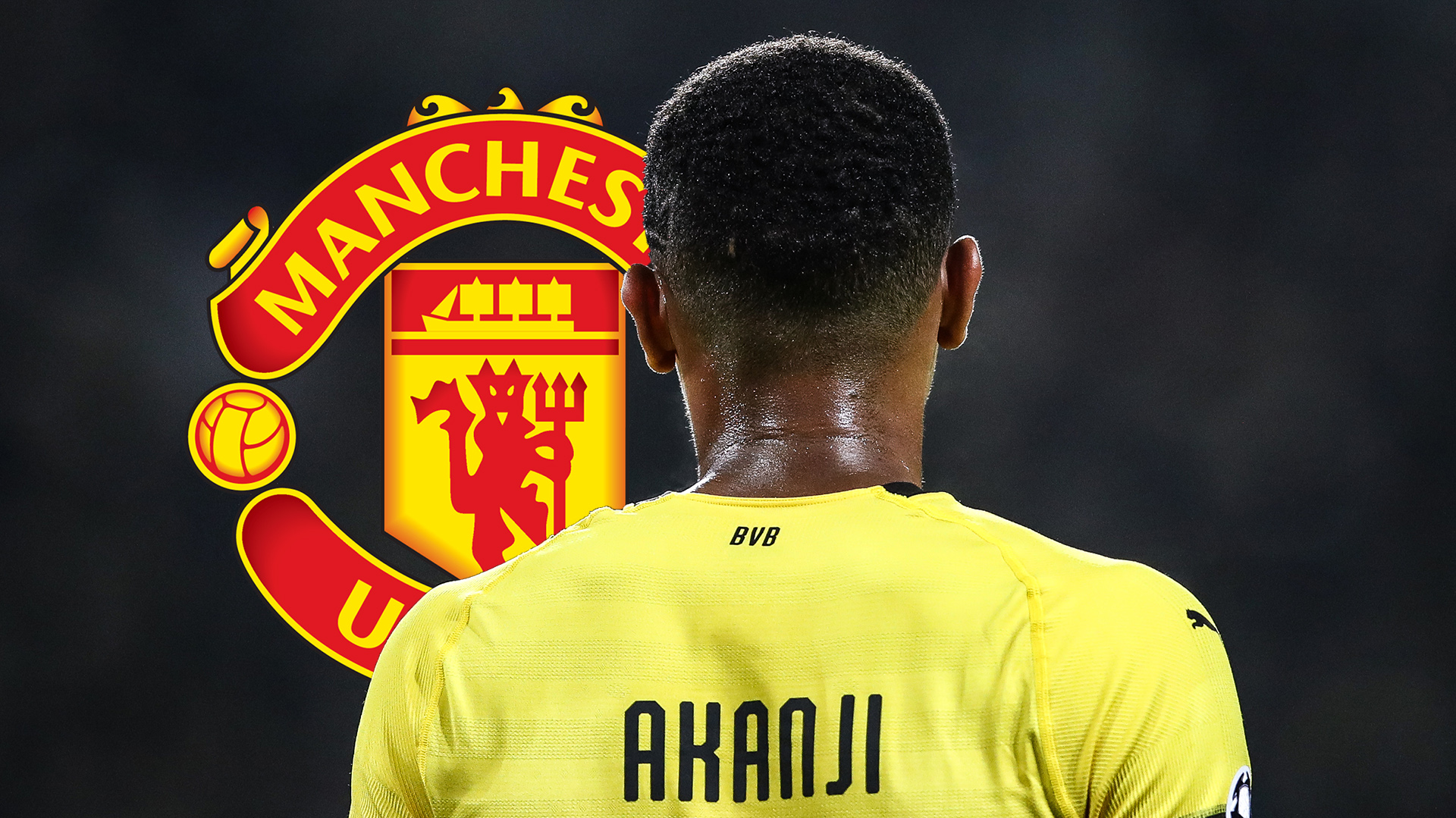 Manuel Akanji reveals he dreams of joining Red Devils
