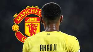 Manuel Akanji Dortmund Man Utd