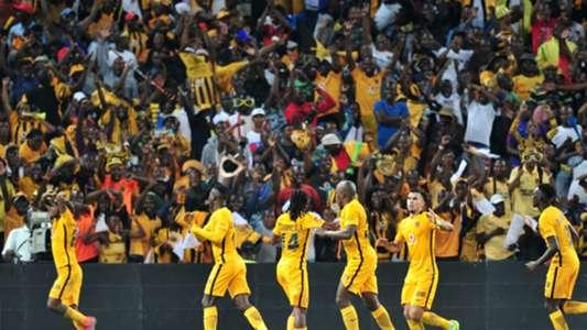 Kaizer Chiefs, Bernard Parker celebrates