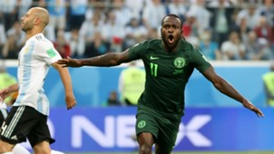 Victor Moses Nigeria World Cup