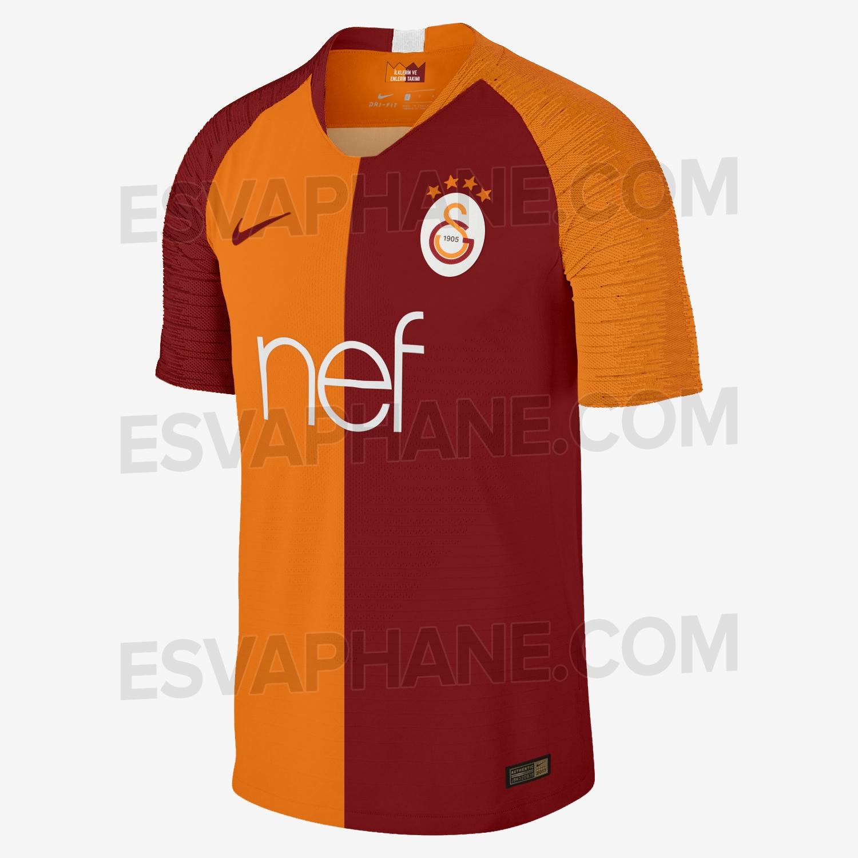 Bilder Der Neuen Galatasaray Trikots 201819 Aufgetaucht Goalcom