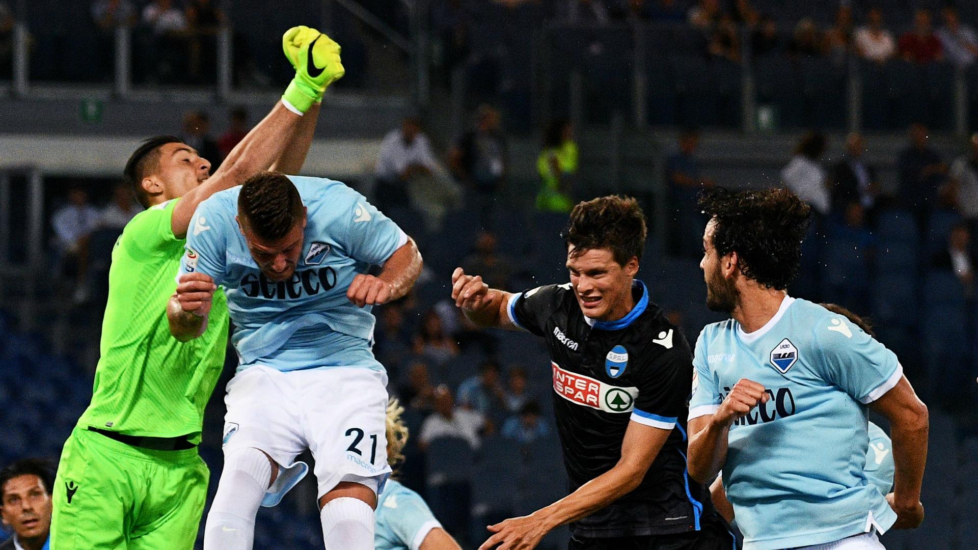 La Lazio sottovaluta una Spal tosta: 0-0