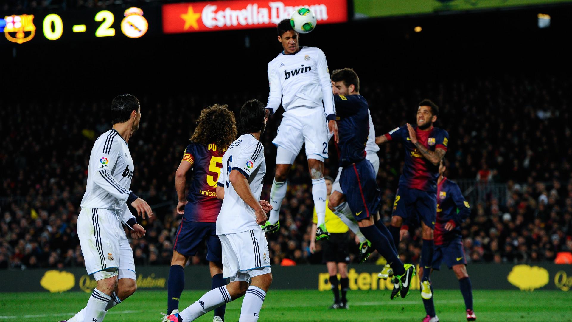 Barcelona Real Madrid 2013
