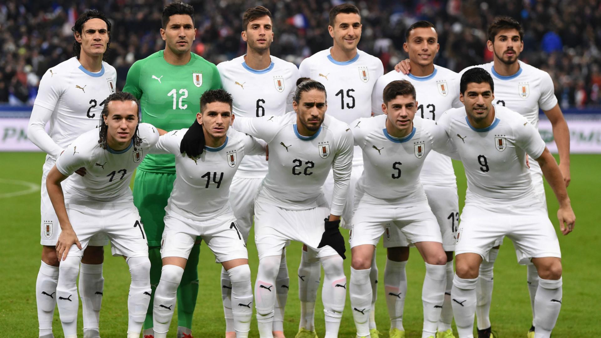 Uruguay Formacion 20112018