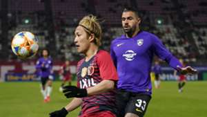Mauricio, Kashima v Johor Darul Ta'zim, AFC Champions League, 5 Mar 2019