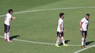 Jorge Valdivia - Jaime Valdés - Esteban Paredes - Colo Colo vs Curicó 031217