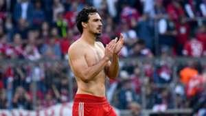 *GER ONLY* Mats Hummels FC Bayern München 14102017