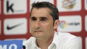 Ernesto Valverde farewell