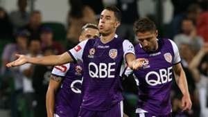 Chris Ikonomidis Perth Glory