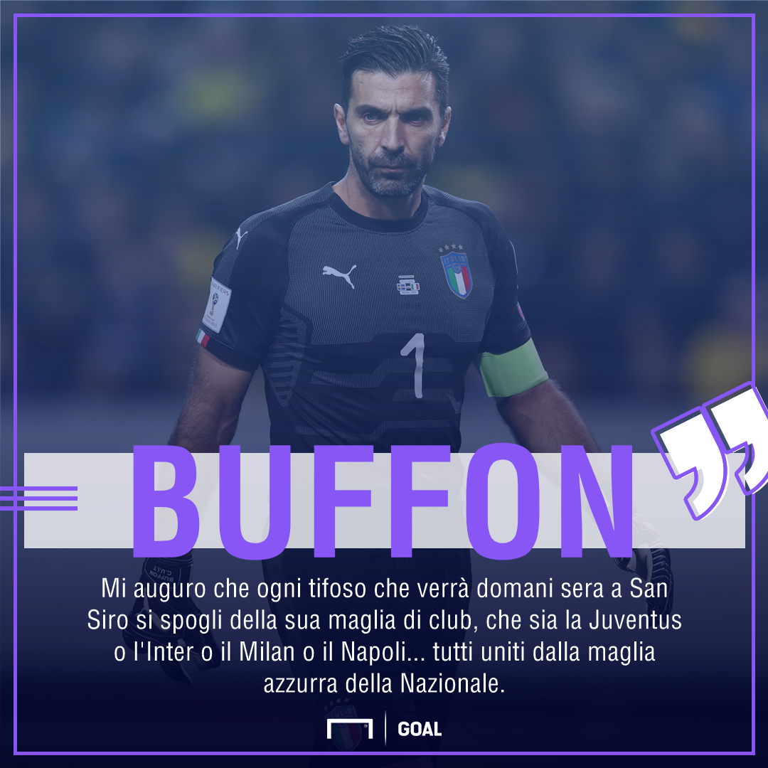 [TN] - LIVE - Ventura e Buffon in conferenza: