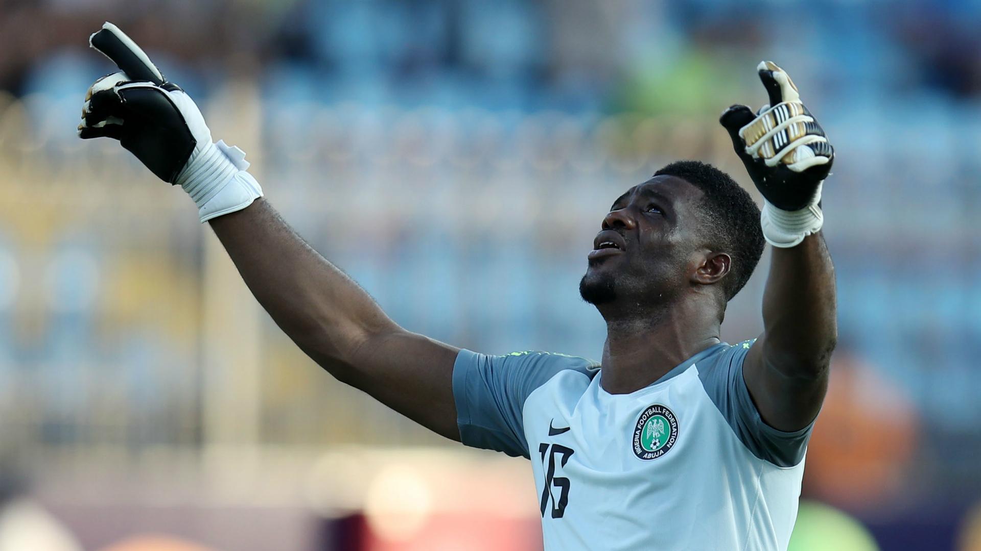 Daniel Akpeyi - Nigeria