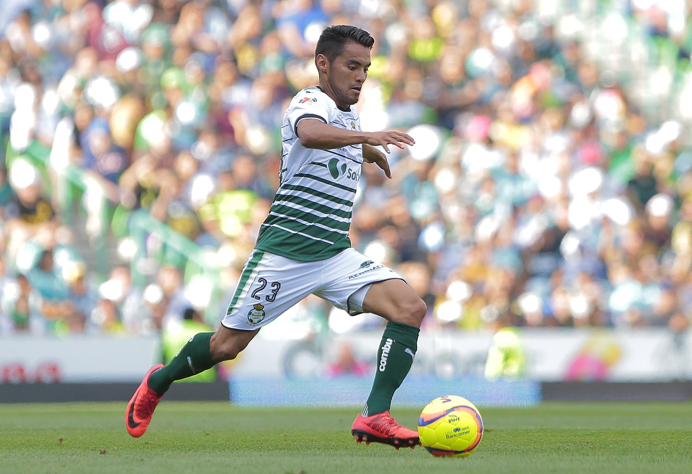 Jose Juan Vázquez Santos Laguna Clausura 2018
