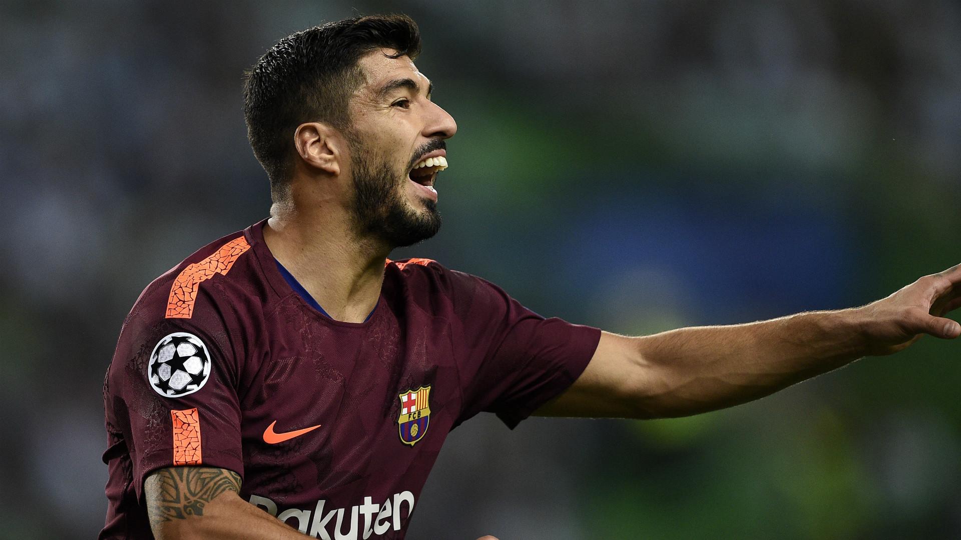 Luis Suarez Barcelona