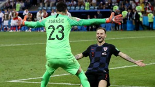 russia croatia - danijel subasic luka modric - world cup - 07072018