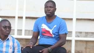GODFREY ODUOR -Nzoia Sugar new coach.