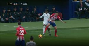Correa Vinicius falta Atletico Real Madrid